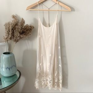 Aeropostale- Ethereal Dress w Lace